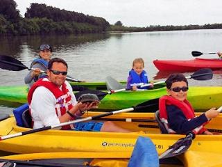 Private Kayak Tours